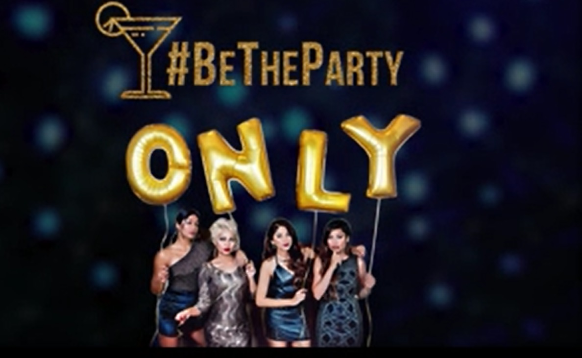 Only Be The Party