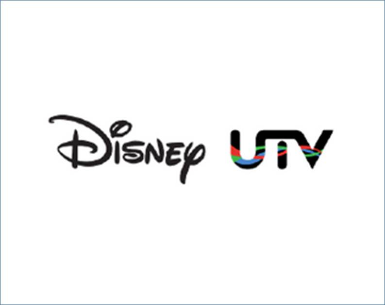 utv and disney The walt disney company india is getting out of bollywood, shifting its focus from   following the disney takeover, utv delivered a number of.