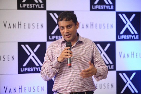 Van Heusen Launches X Lifestyle Corporate Work Wear Re