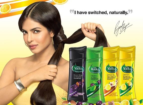 Vatika Shampoo Signs Priyanka Chopra As Brand Ambassador