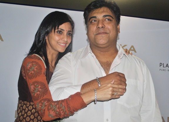 Ram kapoor and wife ram kapoor and wife