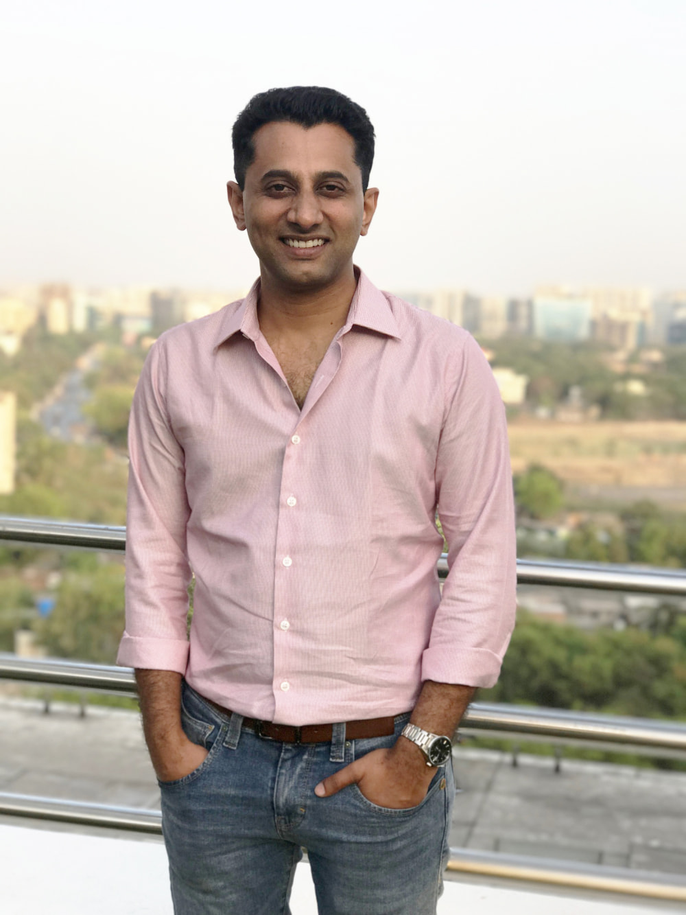 Aditya Kanthy, Group CEO and MD, DDB Mudra Group