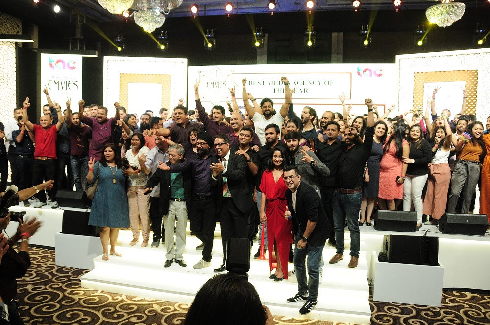 Mindshare won Media Agency of the Year