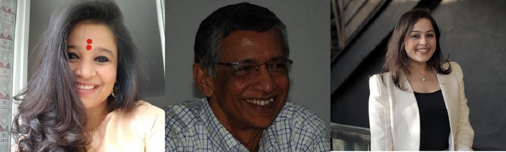 Swati Bhattacharya, Dr.Rajan Sankar, Chandni Shah