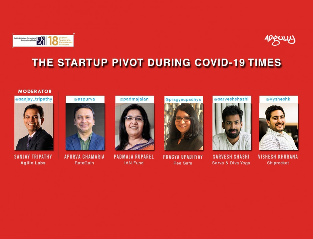 The Startup pivot during Covid-19 times