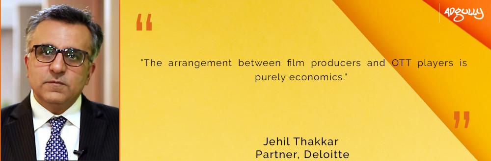 Jehil Thakkar, Partner, Deloitte