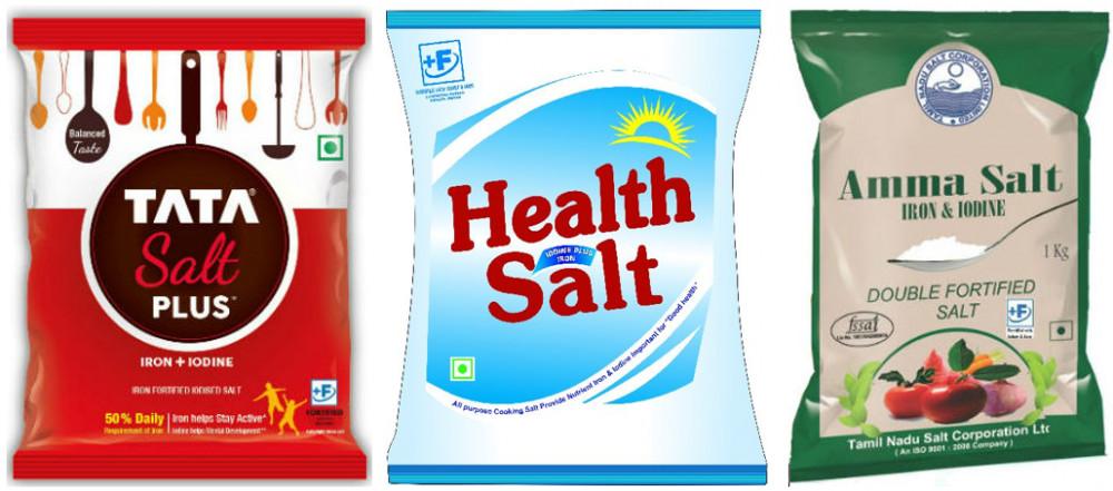 Fortified Salt Brands