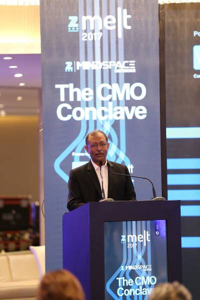 Sunil Buch, CEO, Zee Live and Zee Talent, Head of Corporate Brand & Communications