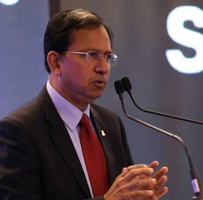 Suresh Narayanan, Chairman and Managing Director, Nestle India Ltd