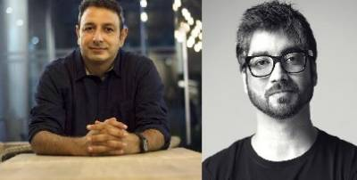 Jaibeer Ahmad (JWT) and Amit Sharma (Chrome Pictures)