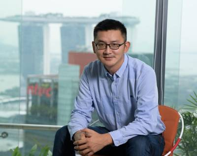 Hanming Huang as Managing Director (MD) of South Asia and Greater China