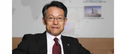 Mr. Eddie Udagawa, Vice President, Consumer Imaging and Information Centre, Canon India