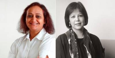 (L TO R): Anita Nayyar, CEO - India & South Asia, Havas Media Group and Babita Baruah, Managing Partner, GTB India (WPP)