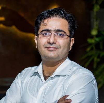 Nitin Sabharwal, CBO, Columbus India
