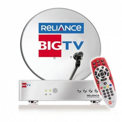 Reliance BIG TV Set-Top-Box