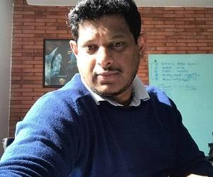Suraj Nagappa , VP, Isobar