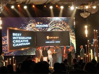Swiggy, Best Integrated Media Campaign, MullenLowe Lintas Group