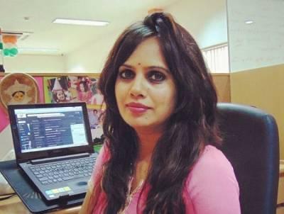 Shweta Sharma CBO ebux at Adglobal360