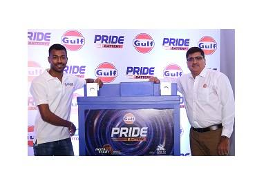 Gulf Oil forays into two-wheeler battery business