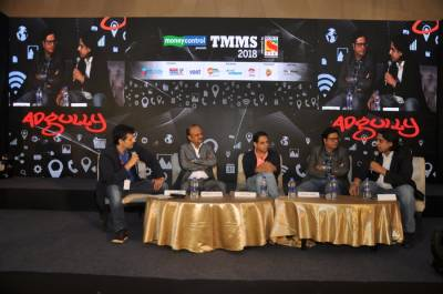 L to R: Zubin Dubash, Abhishek Gupta, Arun Iyer, Rajeev Malik, Rameet Arora