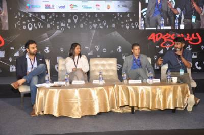 L to R: Mihir Mehta, Preeti Jadhav, Amogh Dusad, Vineet Kanabar