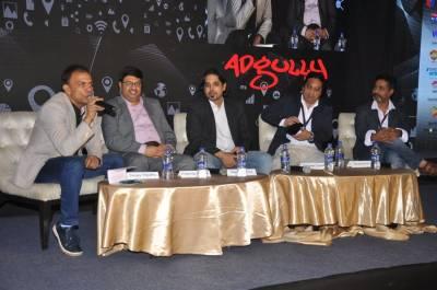 L to R: Sanjay Tripathy, Pradeep Dwivedi, Rameet Arora, Shouneel Charles, Tanay Kumar