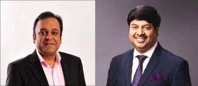 L-R: Punit Goenka, Pradeep Dwivedi