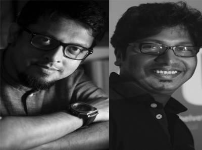 L-R: Nilanjan Dasgupta, Piyash Ghosh