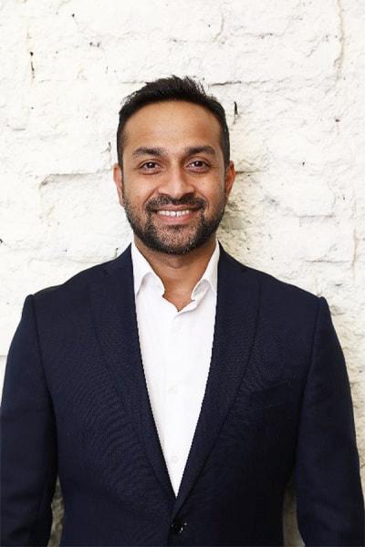 Anuj Rakyan, Managing Director & Founder of Raw Pressery