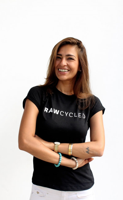 Atiya Rakyan, Chief RawCycle Officer-Raw Pressery