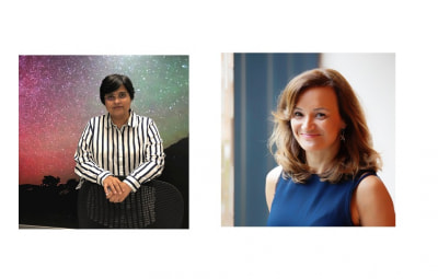 L-R:Soumya Mohanty, Chief Client Officer - Insights Division, Kantar Barbara Cador, Global Head, CX Kantar