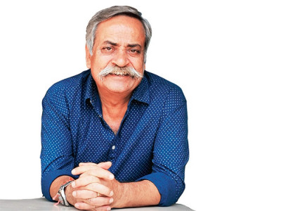 Global Chief Creative Officer, Piyush Pandey.