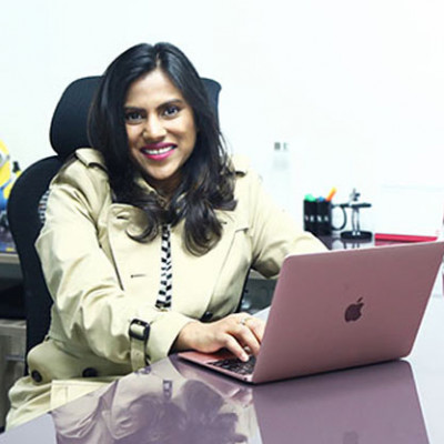Shradha Agarwal, Co-founder & COO, Grapes Digital