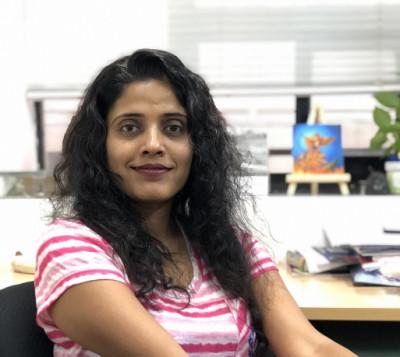 Jyotsna Parikh