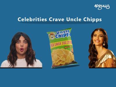 Celebrities Crave Uncle Chipps