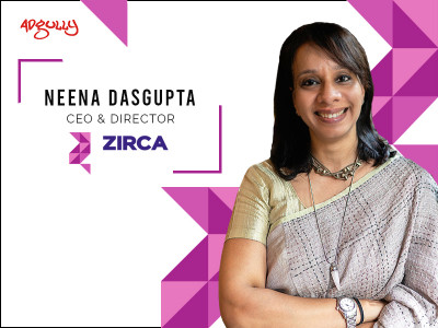 Neena Dasgupta, CEO and Director, Zirca Digital Solutions