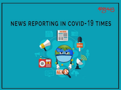 News reporting in COVID-19 times