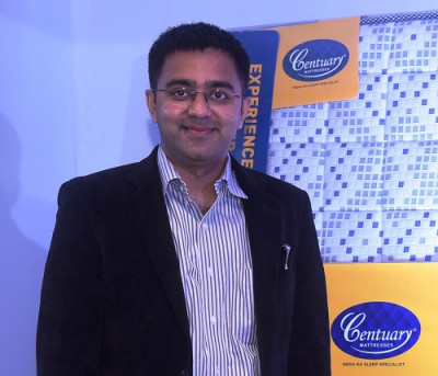 Uttam Malani, Executive Director, Centuary Mattresses