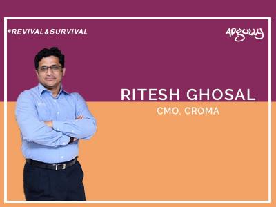 Ritesh Ghosal, CMO