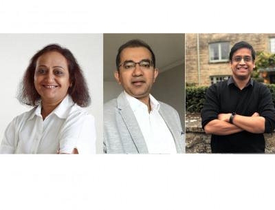 Anita Nayyar, Jayesh Easwaramony, and Dhruvadeep Roy