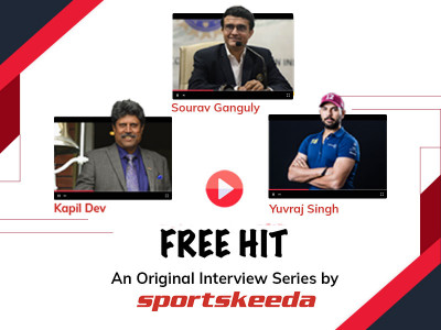 """Free Hit is a product of my association with these cricketers as a fellow-cricketer and a sports' journalist over a span of two decades"