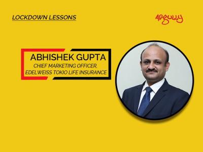 Abhishek Gupta, Chief Marketing Officer, Edelweiss Tokio