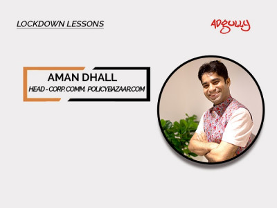 Aman Dhall, Head - Corporate Communication, policybazaar.com