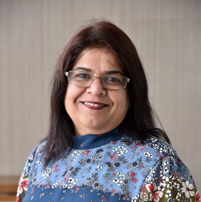 Anita Kotwani as CEO