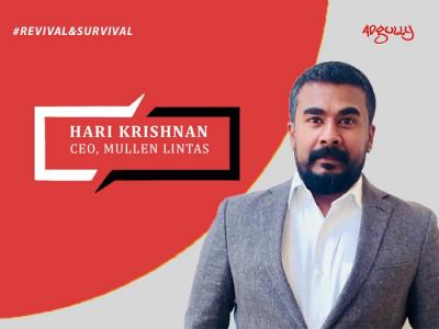 Hari Krishnan, CEO, Mullen Lintas