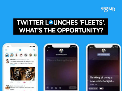 Twitter looks to change the 'Story' game with Fleets