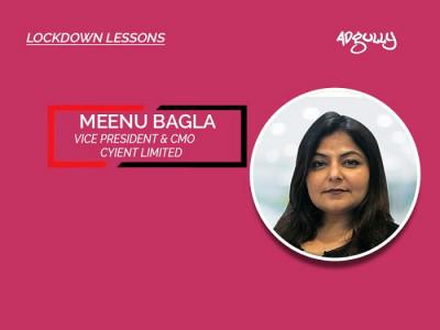 Meenu Bagla, Vice President & CMO, Cyient Ltd