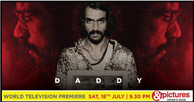 World Television Premiere of 'Daddy' on &pictures