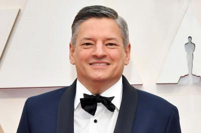 Netflix Elevates Ted Sarandos to co-CEO