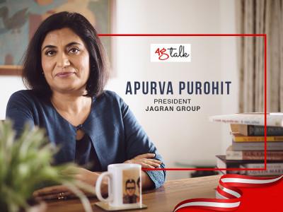 Apurva Purohit, President, Jagran Group